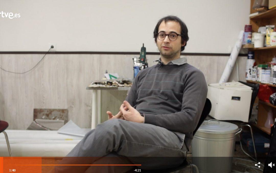 Entrevista a Daniel Silvo en Radio 3