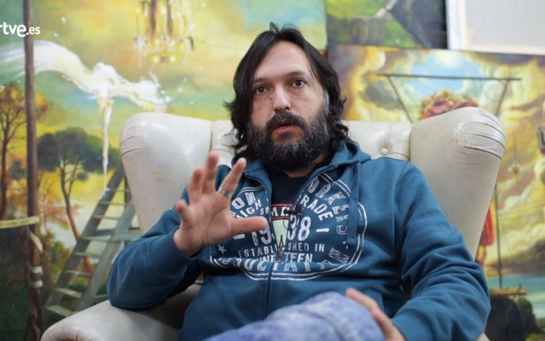 Entrevista a José Luis Serzo en Radio 3