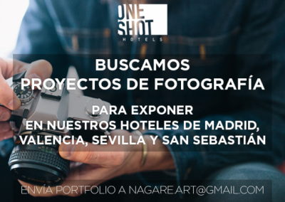 One Shot Projects 2018