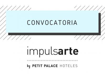 Convocatoria impulsarte by PETIT PALACE HOTELES