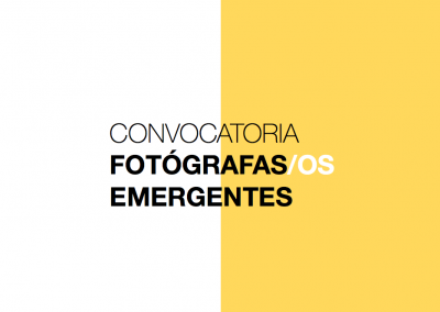 JPG BOOK Convocatoria Abierta para Fotógraf@s Emergentes