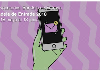 Bandeja de Entrada 2018 – Festival Puwerty de La Casa Encendida