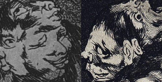 Goya fisonomista
