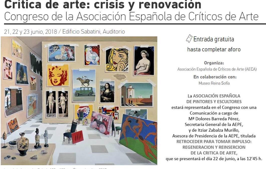 Crítica de arte: crisis y renovación