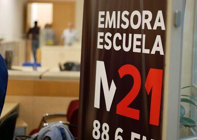 CANDIDATURAS PARA LA DIRECCIÓN ARTÍSTICA DE PROGRAMACIÓN DE LA EMISORA ESCUELA M21, MEDIANTE CONCURSO PÚBLICO DE PROYECTOS.
