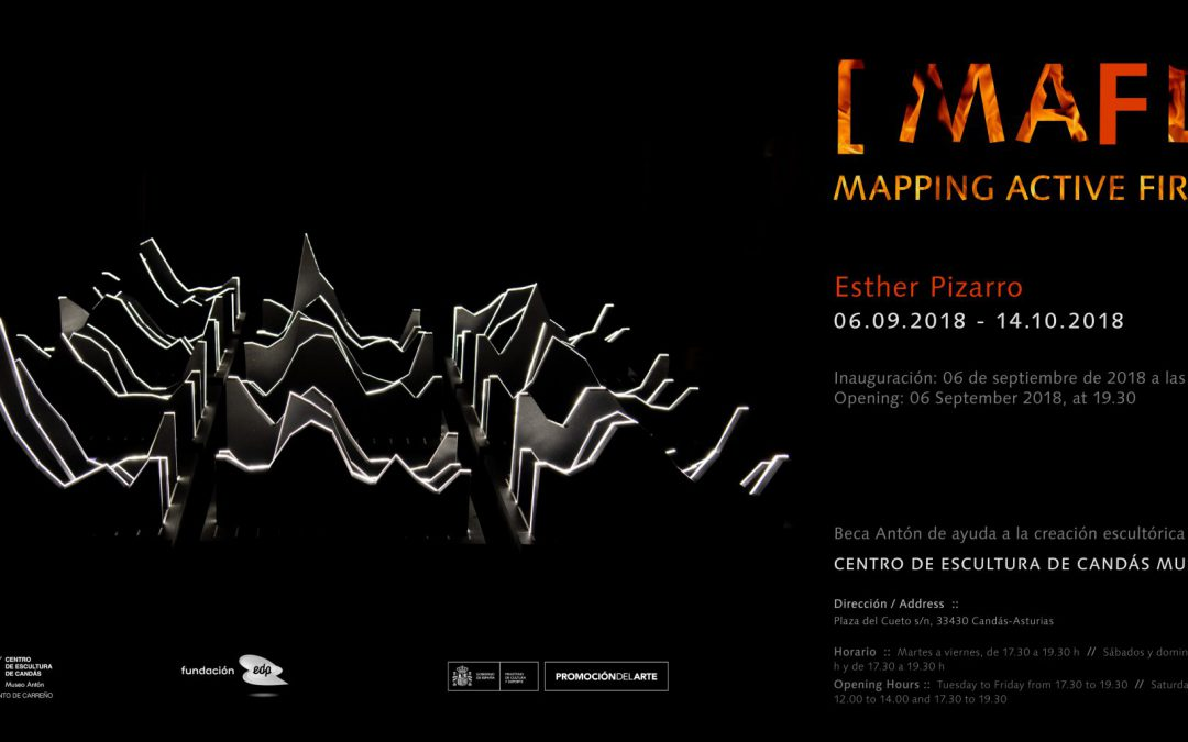 [MAFD] :: MAPPING ACTIVE FIRE DATA DE ESTHER PIZARRO
