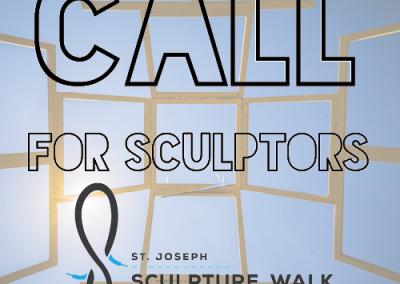 St. Joseph Sculpture Walk-Call for Sculptors