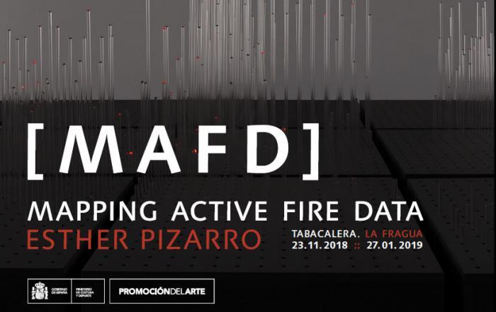 [MAFD] :: MAPPING ACTIVE FIRE DATA, DE ESTHER PIZARRO