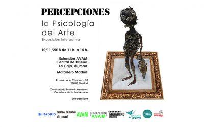Percepciones. La psicología del arte