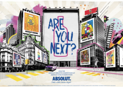 Absolut Vodka Competition