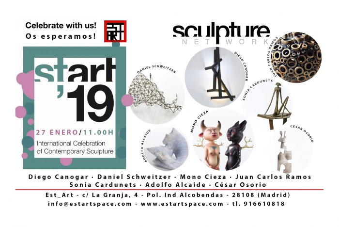 SCULPTURE NETWORK en Est_Art