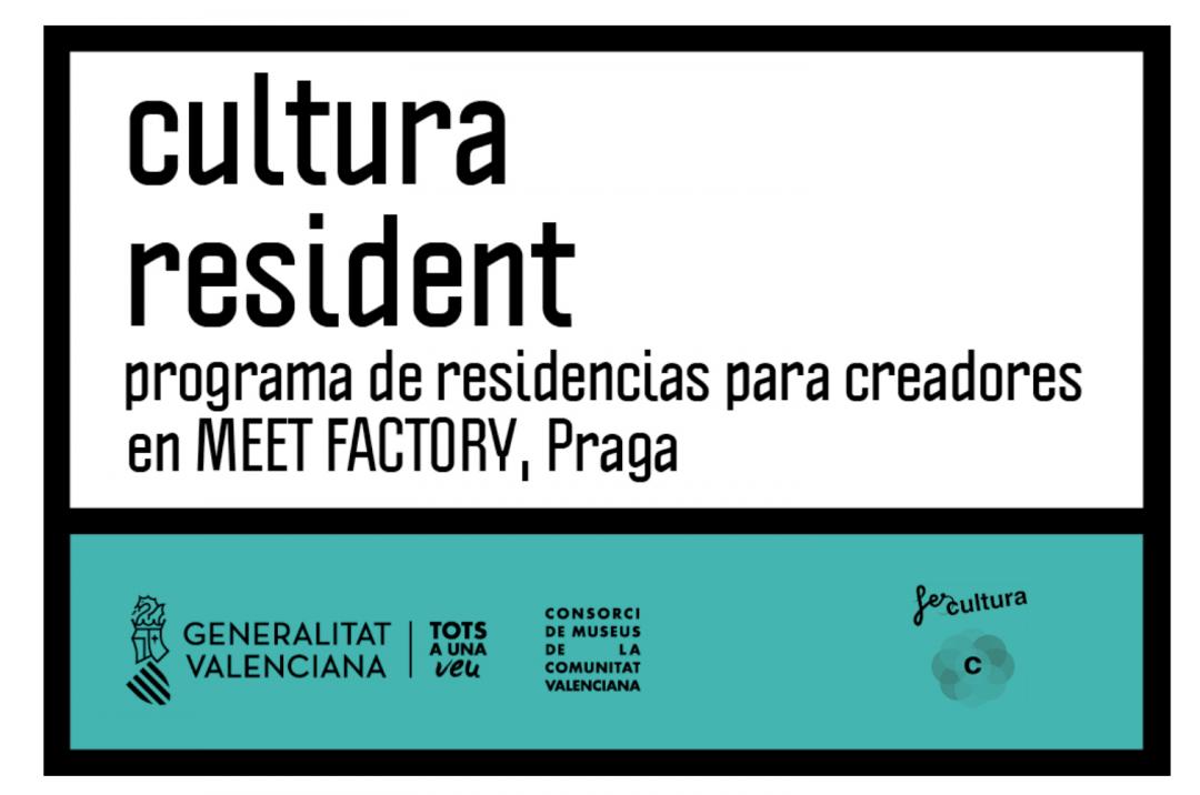 CULTURA RESIDENT. RESIDENCIAS EN PRAGA