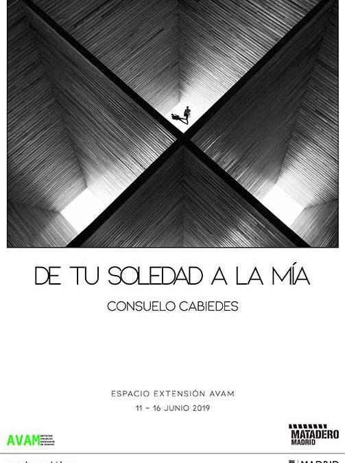 De tu soledad a la mía, de Consuel Cabiedes