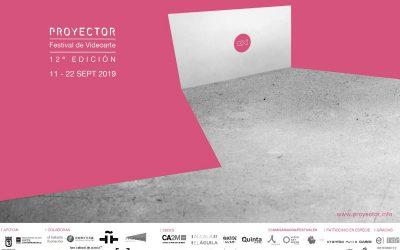 Taiwán, AVAM y Proyector, festival de videoarte.