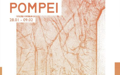 Pompei, de Lucas de la Rubia